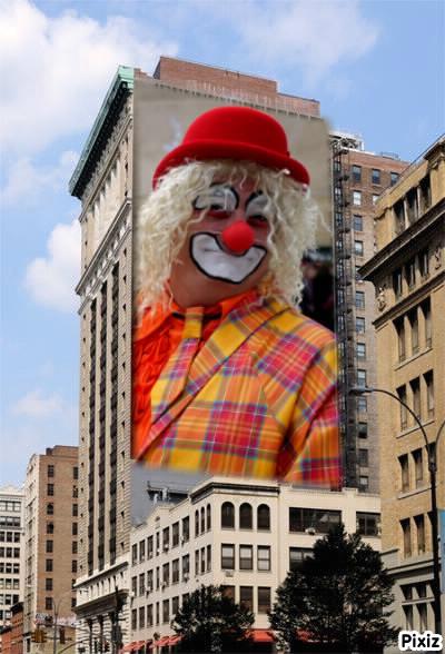 clown albi
