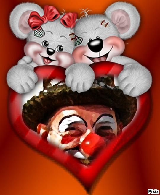 clown aude (6)