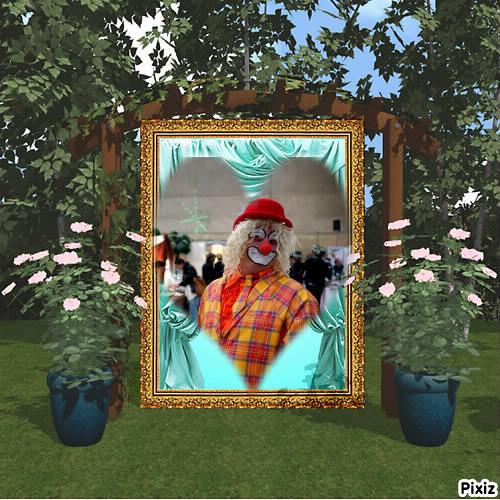 clown beziers