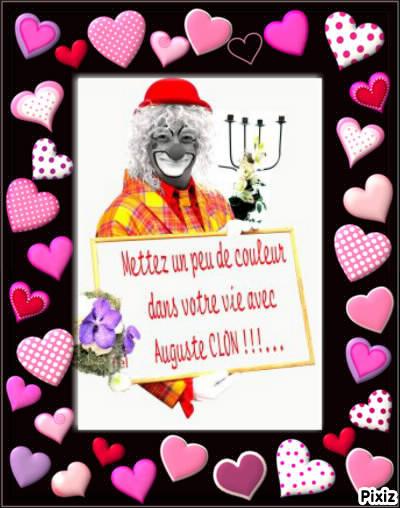 Clown Carcassonne