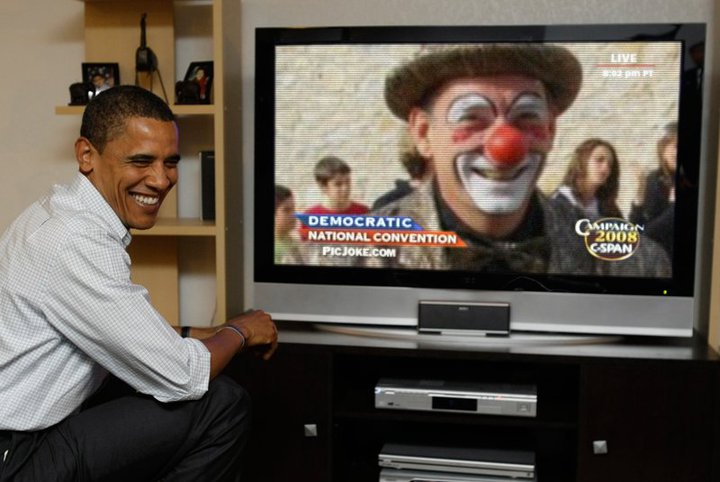 Clown Castelnaudary