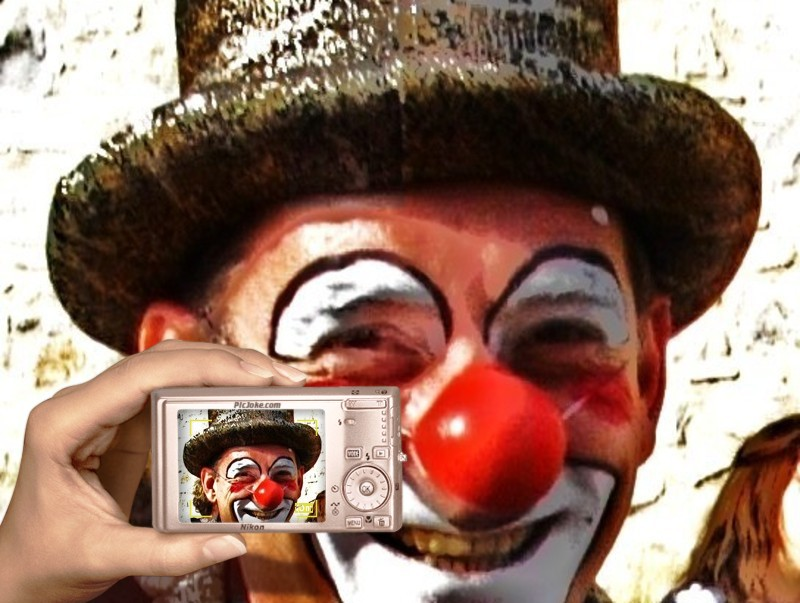 Clown Cazhillac