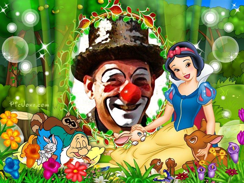 Clown Fabrezan