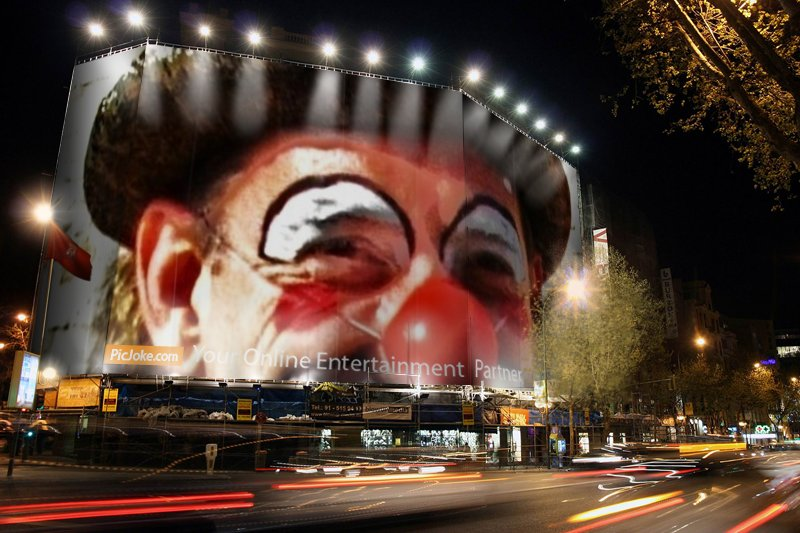 Clown Lagrasse