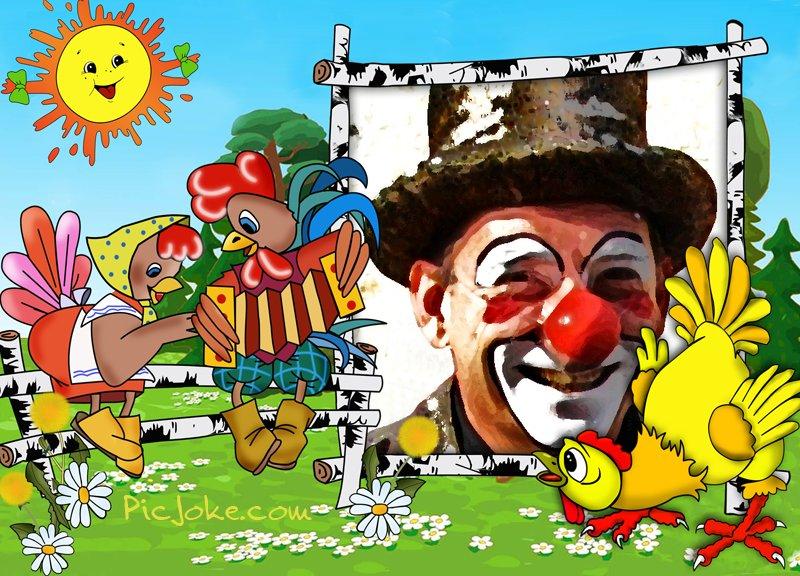 Clown Narbonne