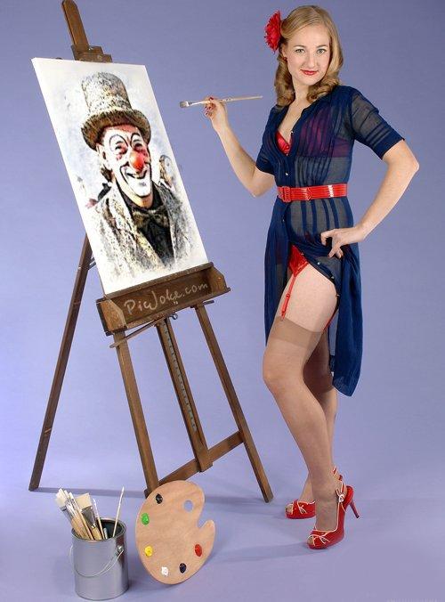 Clown Pennautier