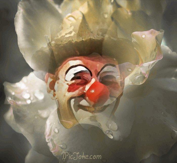 Clown Villepinte