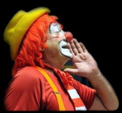 Clown anniversaire enfants Carcassonne