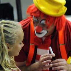 Ateliers école de cirque Aude