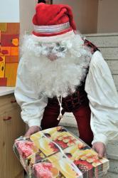 Père Noël qualité artistique Aude 11