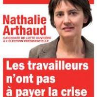 Avant d'être candidate au premier tour, Nathalie Arthaud était...