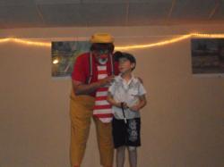Clown, spectacles enfants Ariège 09 Foix Pamiers Mirepoix